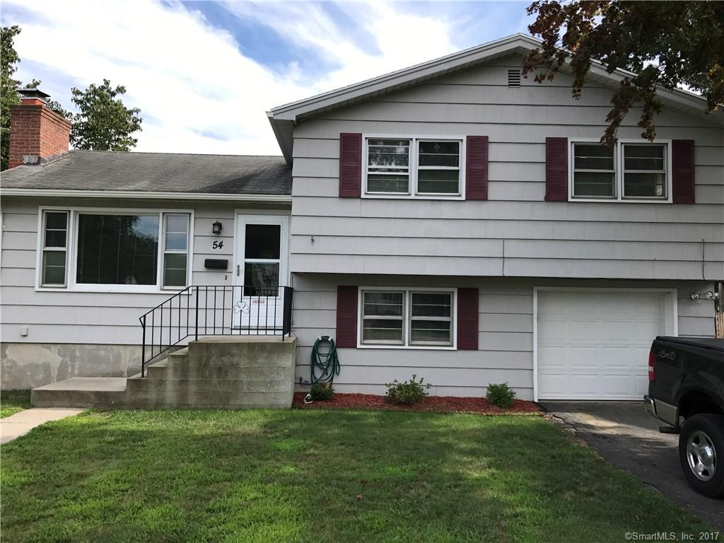 SOLD – 54 Bagley Terrace Waterbury, Connecticut 06705