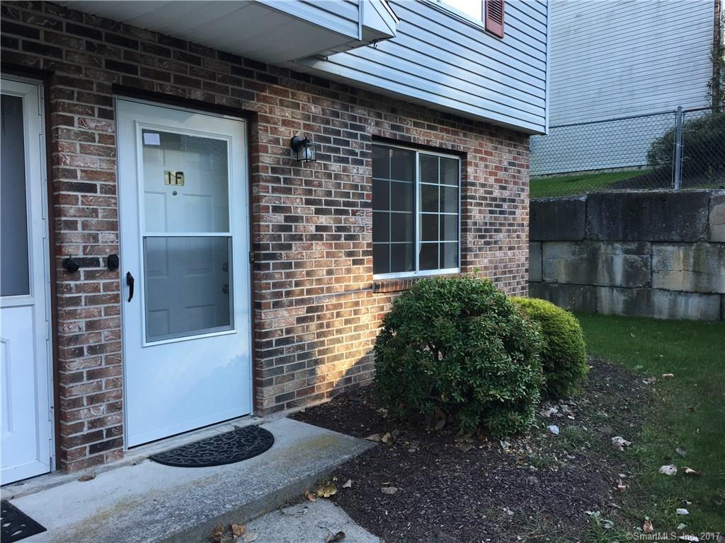 RENTED! – 197 Pine Hill Road, Unit 1F, Thomaston, CT. 06787